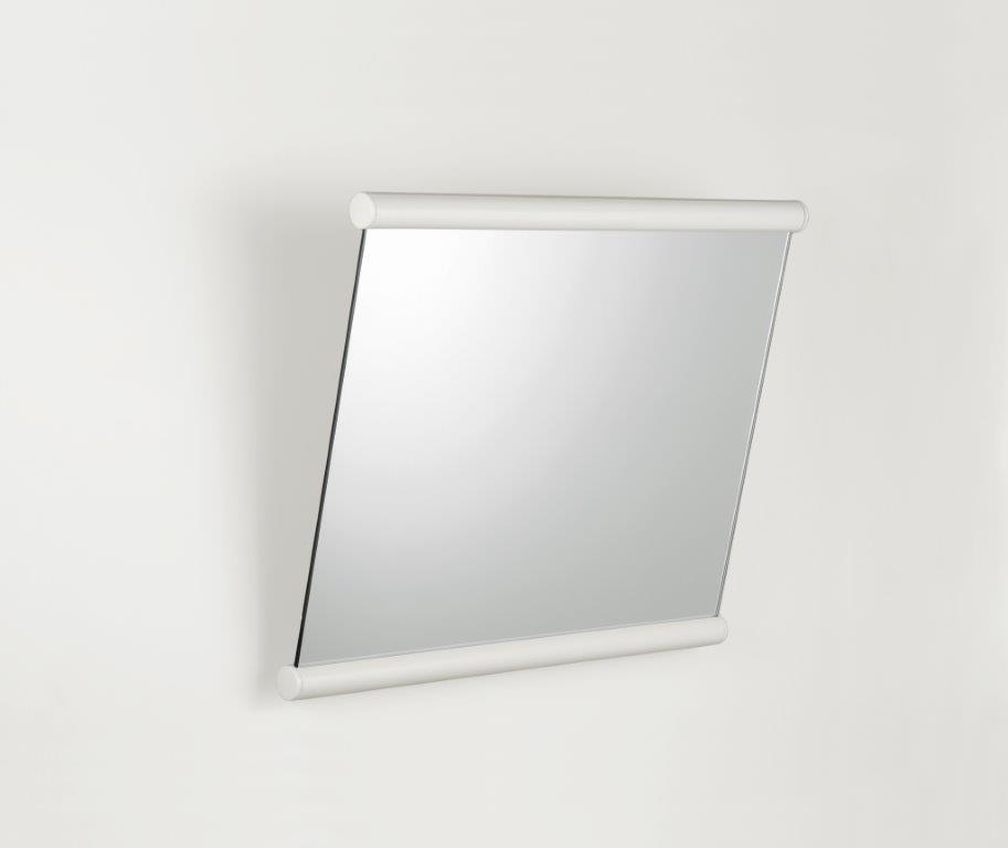 Kippspiegel mit Rahmen Nylon