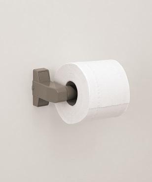 WC Rollenhalter in Alu