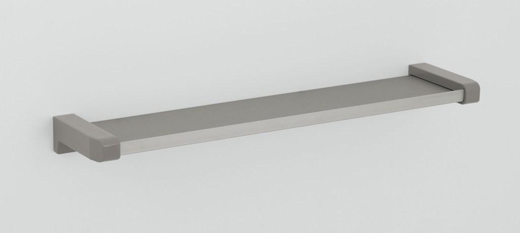 Ablage aus Aluminium