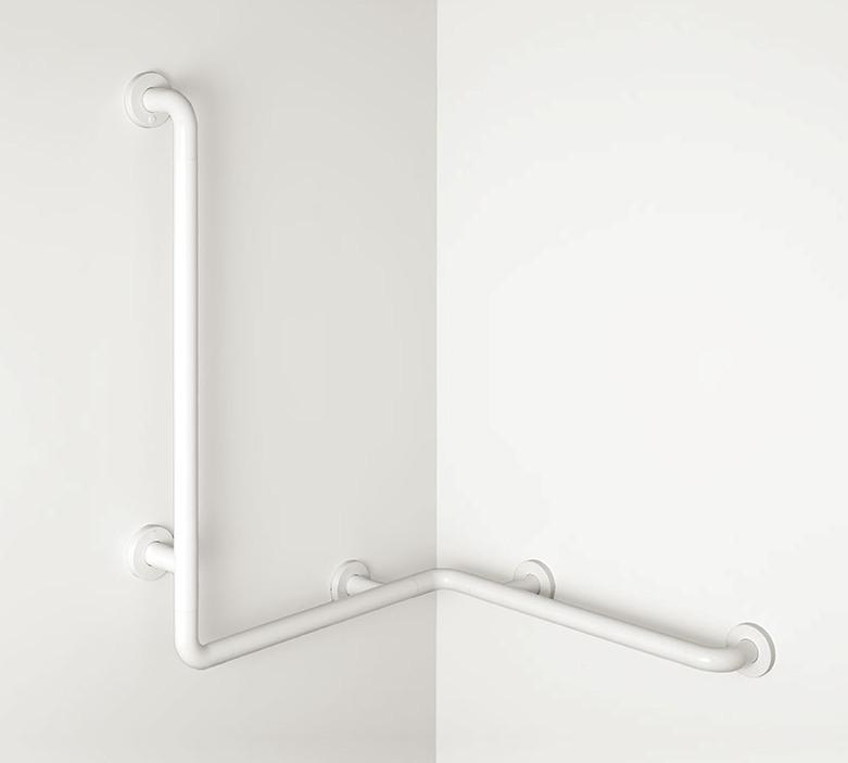 Duschhandlauf mit verschiebbaren Brausehalter Nylon